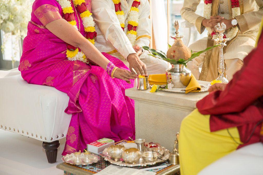 Indian Ceremony / Indian Wedding / Summer Wedding
