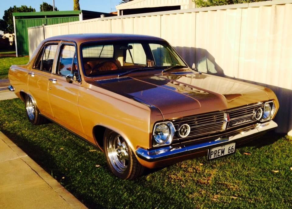 My 1966 Holden HR Premier Australian cars