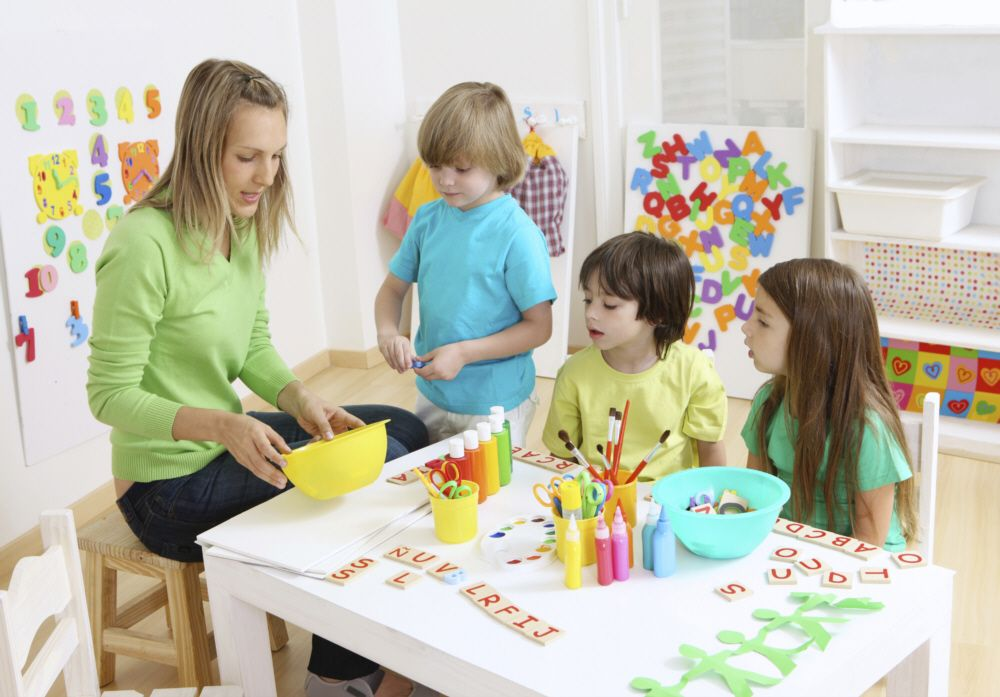 Cognitive Skills Childcare costs, Nursery teacher