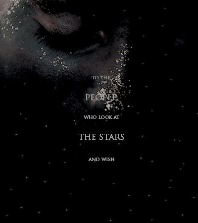 "To the people who look at the stars and wish, Rhys."" Rhys clinked his glass against mine. ""To the stars who listen— and the dreams that are answered."""