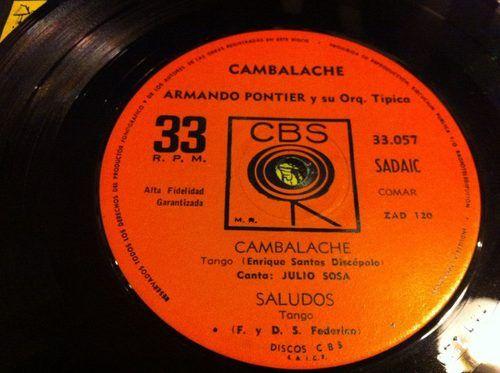 Cambalache 1934 Enrique Santos Discepolo Dixit Voz Julio Sosa Http Youtu Be 5rdwtph9x3y Tango Canciones Frases De Canciones