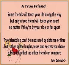 Friendship in english poem on Friendship Poems