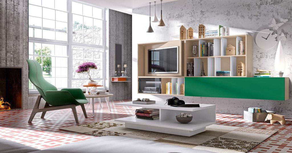 Salones modernos, salones rústicos, salones minimalistasu2026 salones