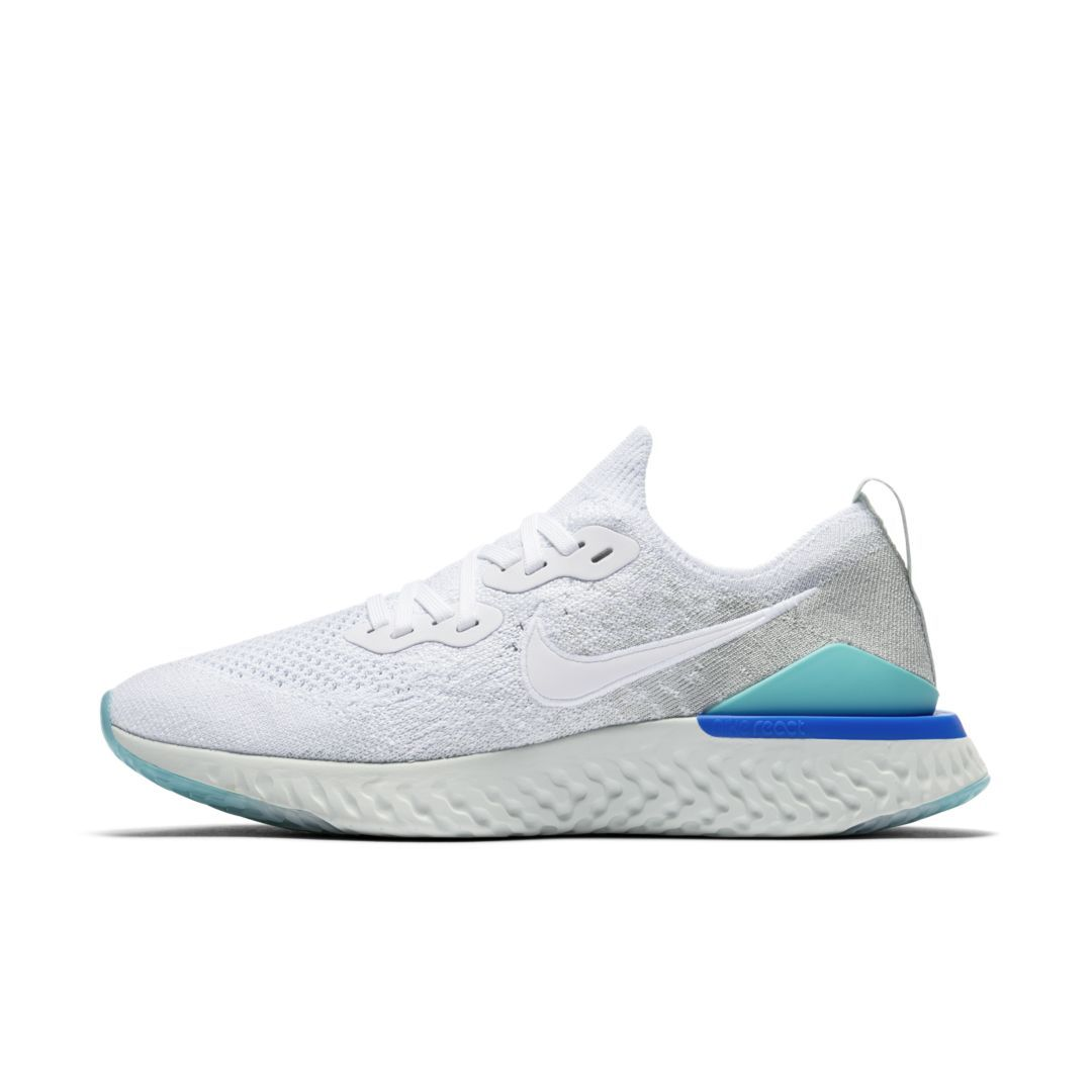 nike epic react flyknit 2 ladies running trainers