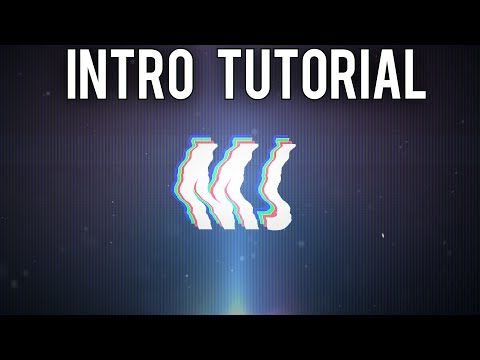 How to Make a Glitch Intro in Sony Vegas Pro 13 Tutorial - YouTube