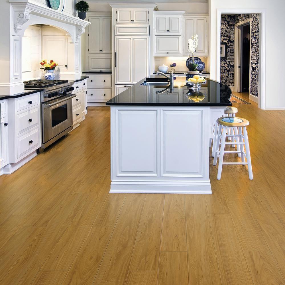 Luxury Vinyl Plank Flooring, Blonde Maple Laminate Flooring