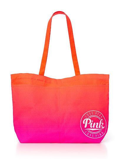Beach Tote - PINK - Victoria's Secret | Victoria's Secret PINK ...