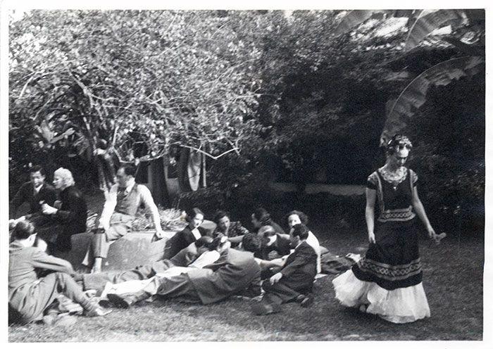 Dolores Del Rio Y Frida Kahlo
