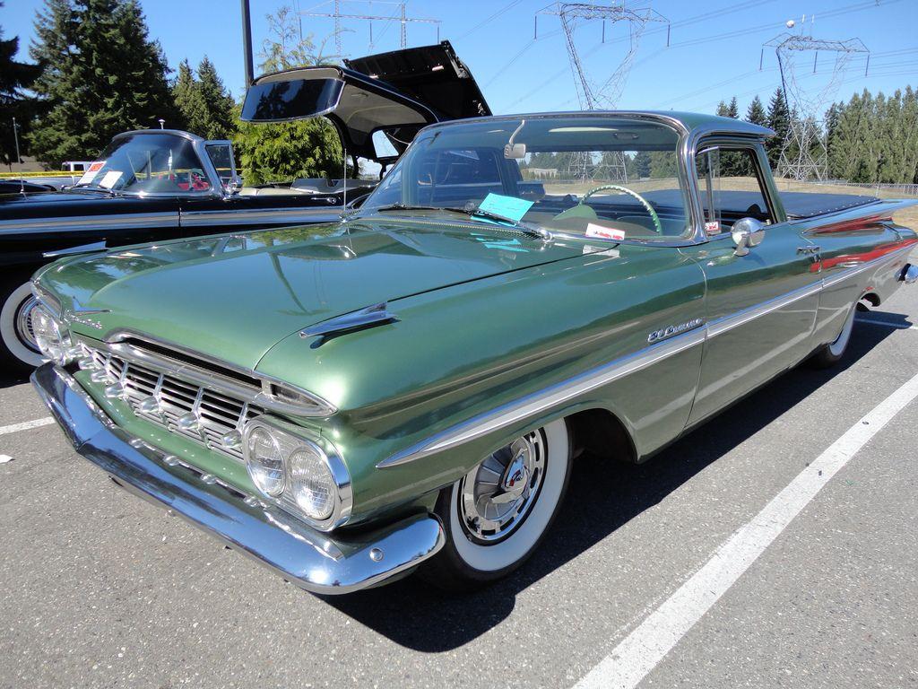1959 Chevrolet El Camino Classic Cars