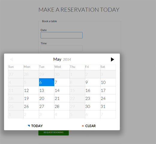 How to Add A Restaurant Reservation System in WordPress