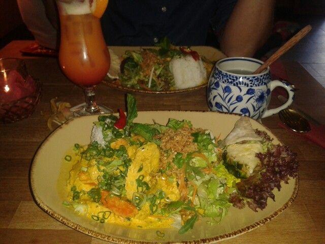 Dinner by Onkel Ho in Berlin