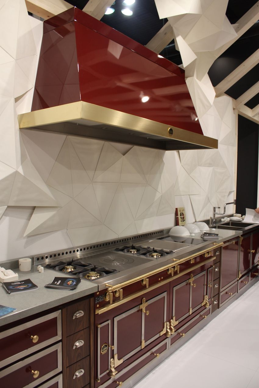 Cucina The Kitchen Company Stylish Options For Kitchen Hoods From Eurocucina Cucina