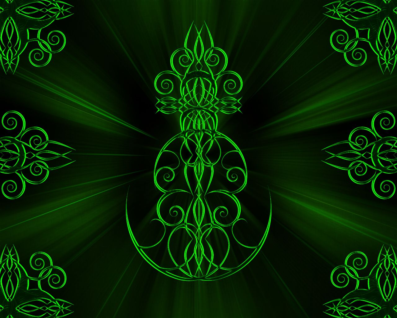 Green Things Discover All The Amazing That Tribal Wallpapers Havefor Those