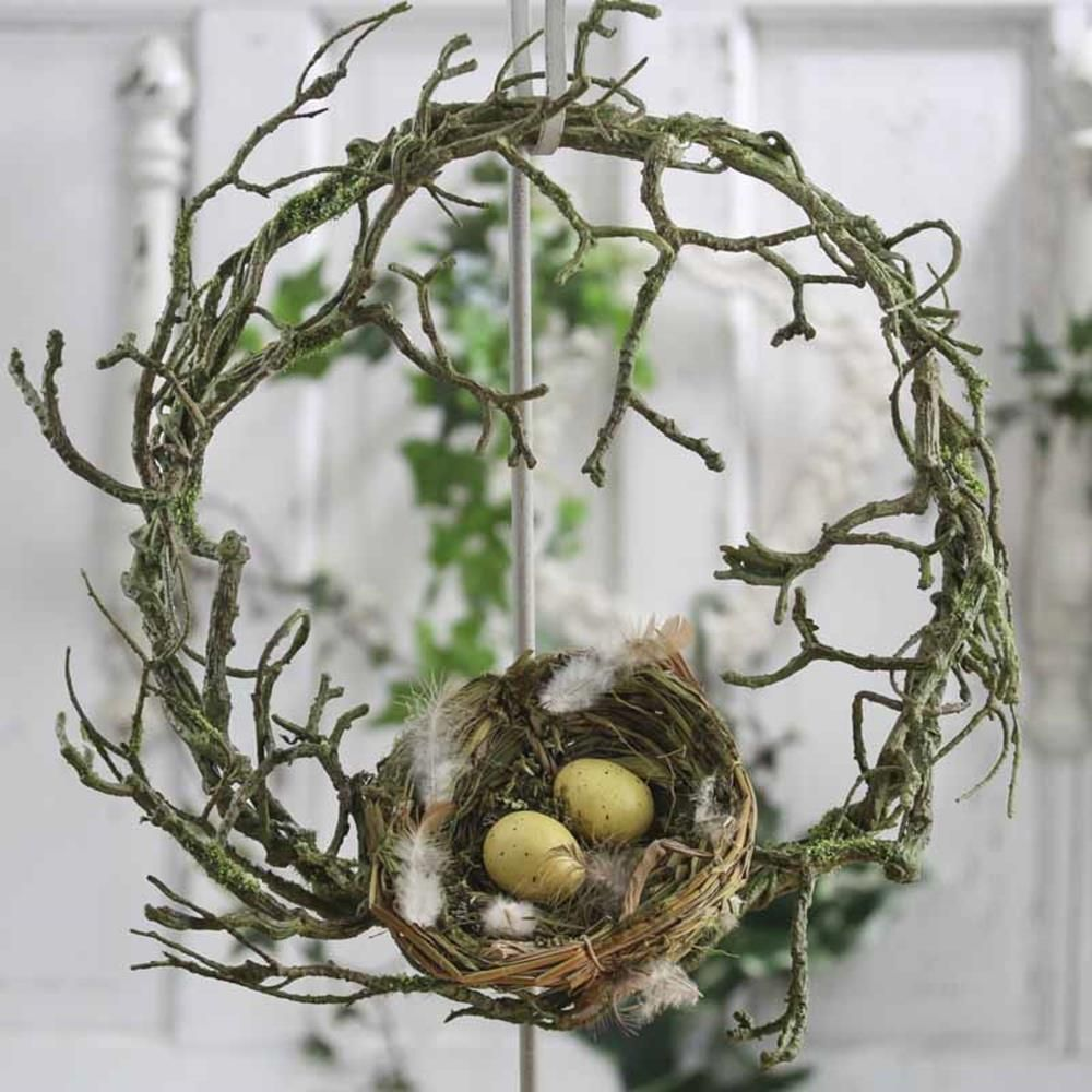 Photo of 28 Beautiful Bird Twig Wreath for Your Sweet Home – Decor Renewal