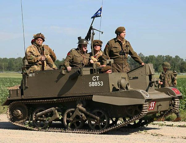 Hemmings Tanks Military Military Modelling Canadian Army