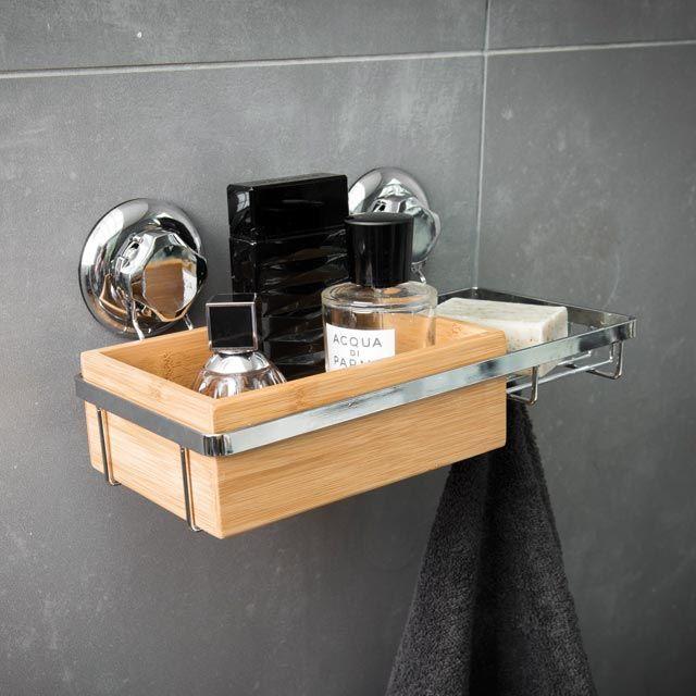Image Associée Accessoires Pinterest Porte Savon Castorama Et - Porte savon pour douche