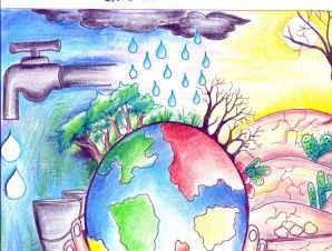 Images On Save Water Google Search Ganga Water Color Pinterest
