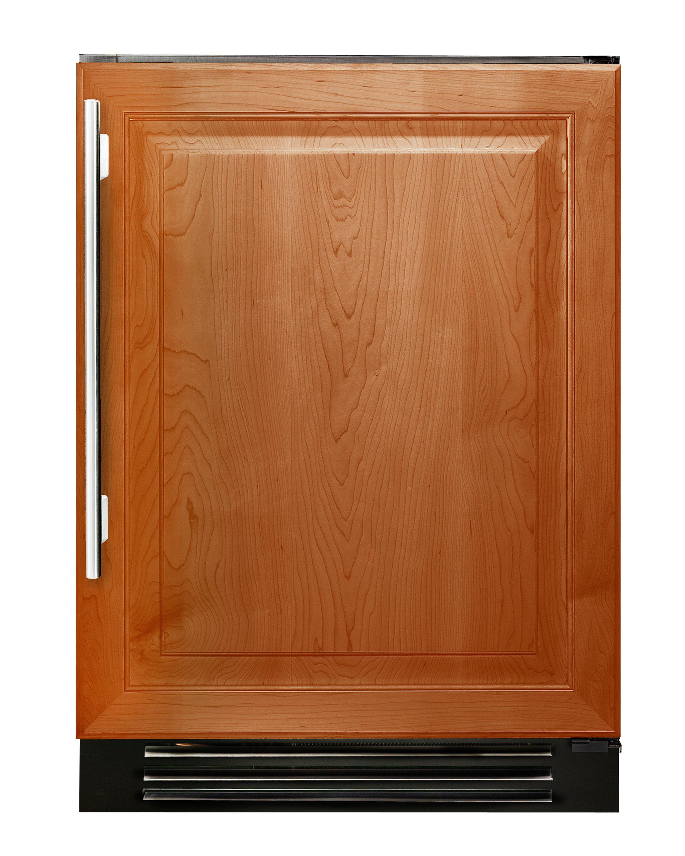 """True 24"""" Wine Cabinet- Overlay Solid Door"""