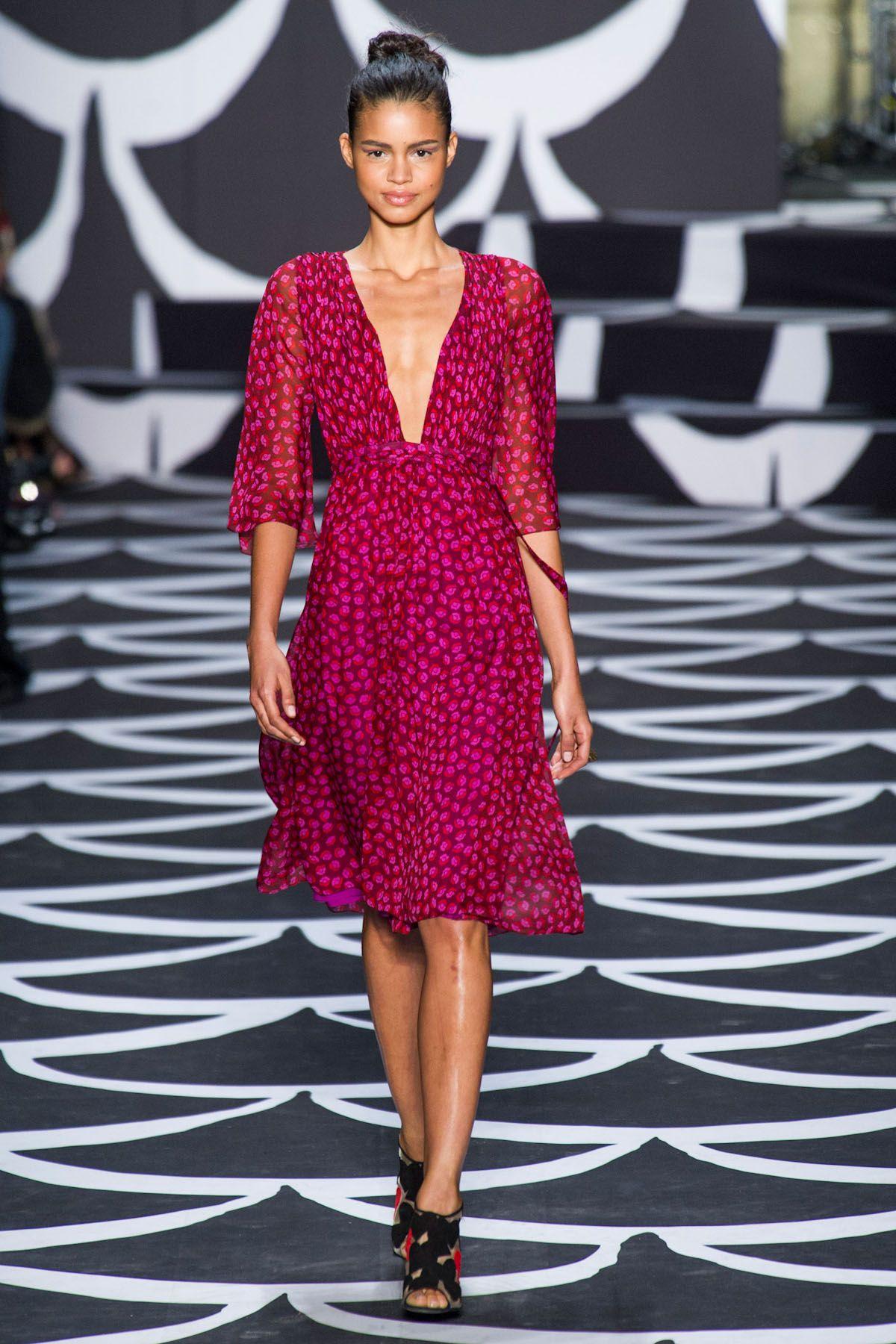Diane von Furstenberg | Nova York | Inverno 2014 RTW