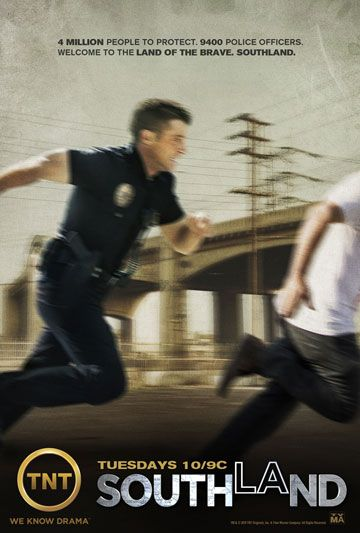 Southland On Tnt Southland Southland Tv Show Tv Shows