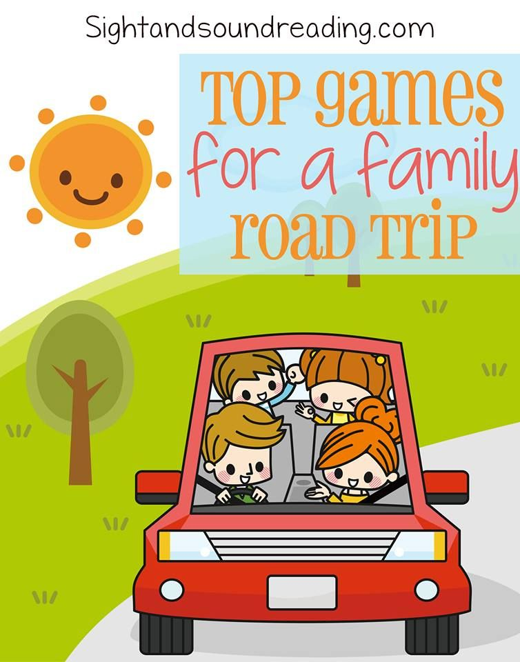 Car Games For Trips: Easy And Fun Things While On A Roadtrip  How To Keep Yourself Awake