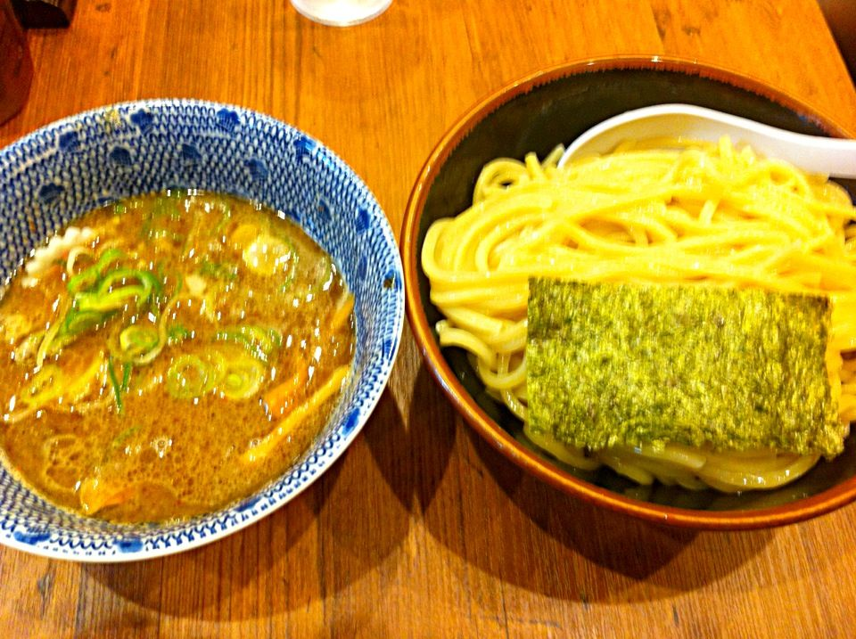 Just opened one of famous Ramen restaurant at five minutes walk from where I live.
