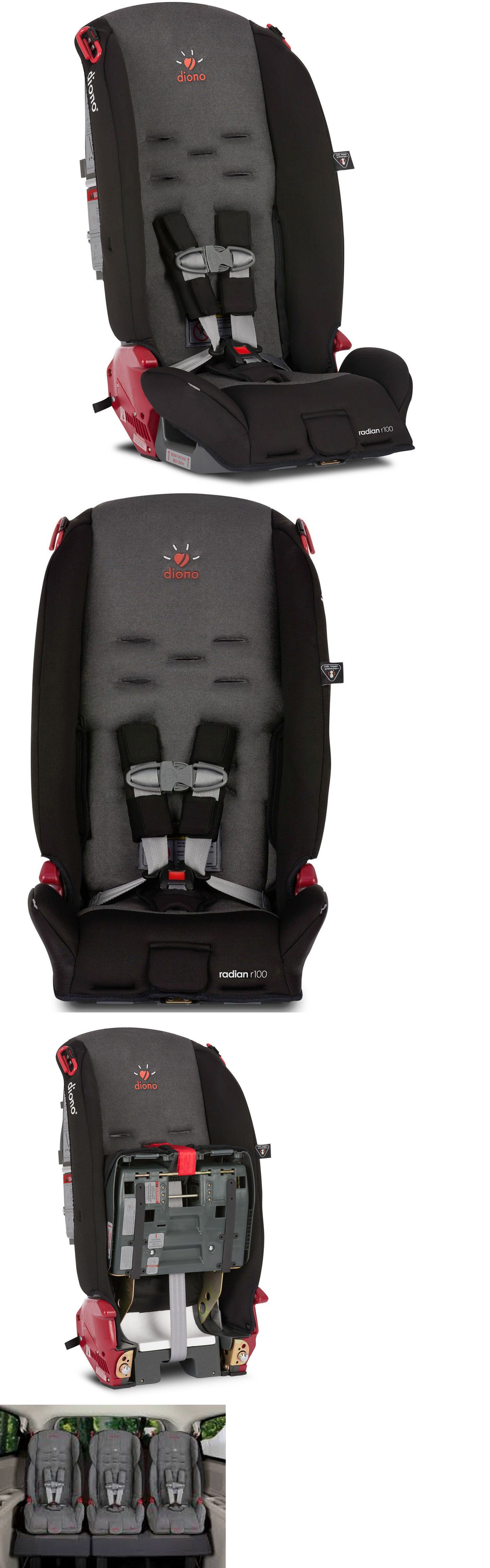 Booster To 80lbs 66694 Diono 2018 Radian R100 Convertible Car Seat In Black Mist Brand New BUY IT NOW ONLY 179 On EBay