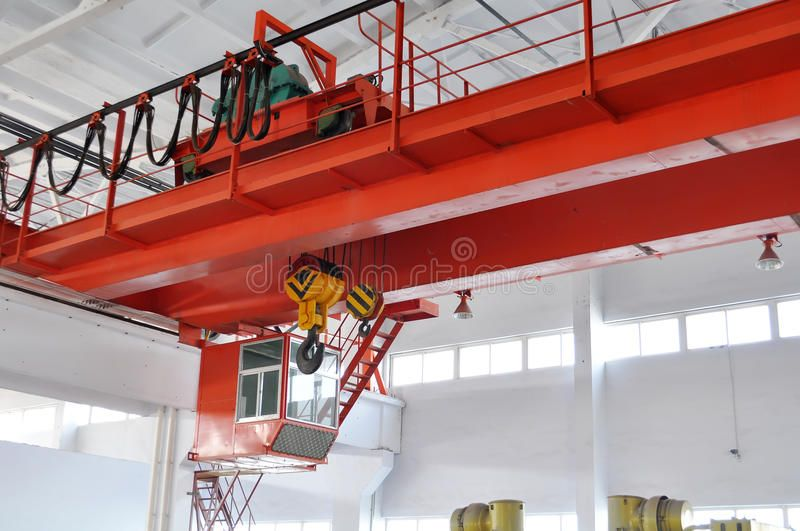 Industrial Crane With In the workshopwhich taken in china