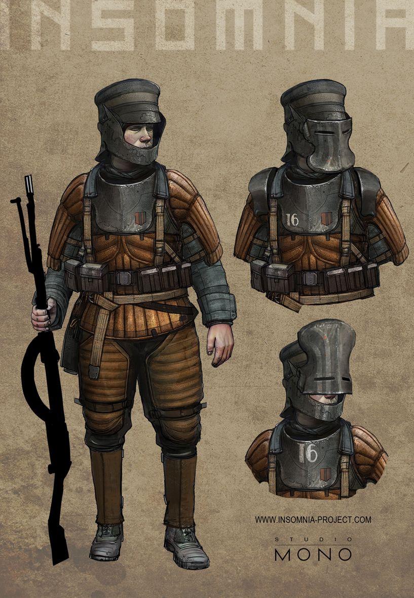 Dieselpunk Soldier Dieselpunk Soldier | w...