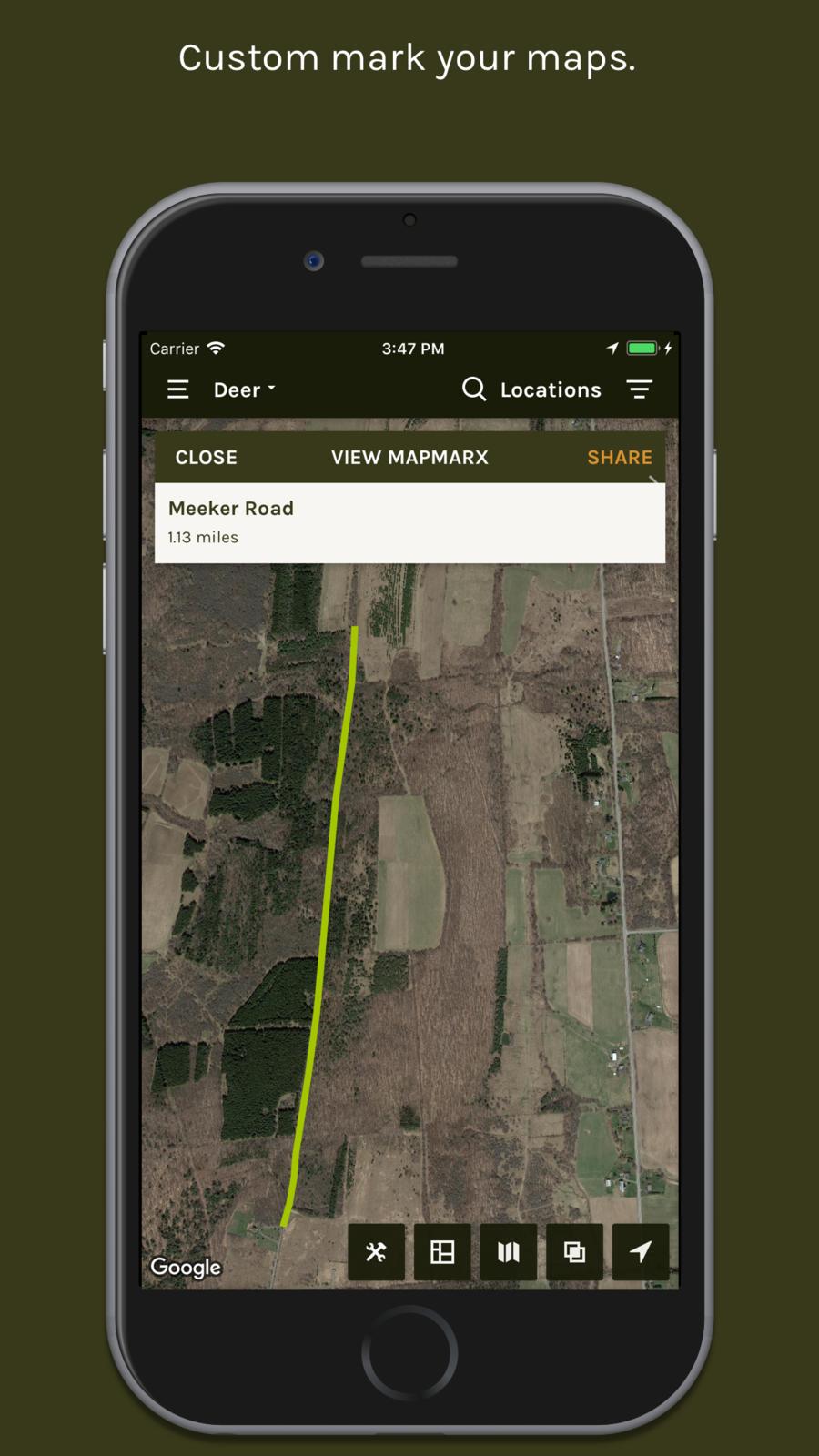ScoutLook Best Hunting App SportsWeatherappsios App