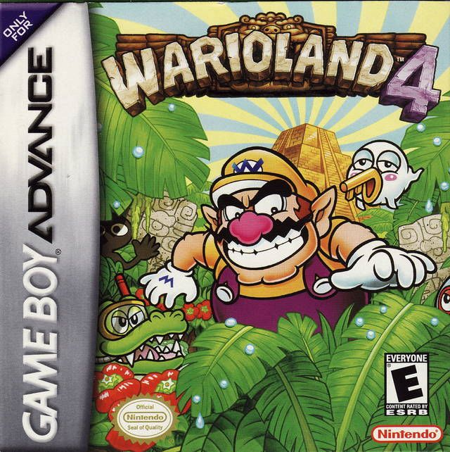 As a matter of fact, Wario Land 4 is one of the best games for the