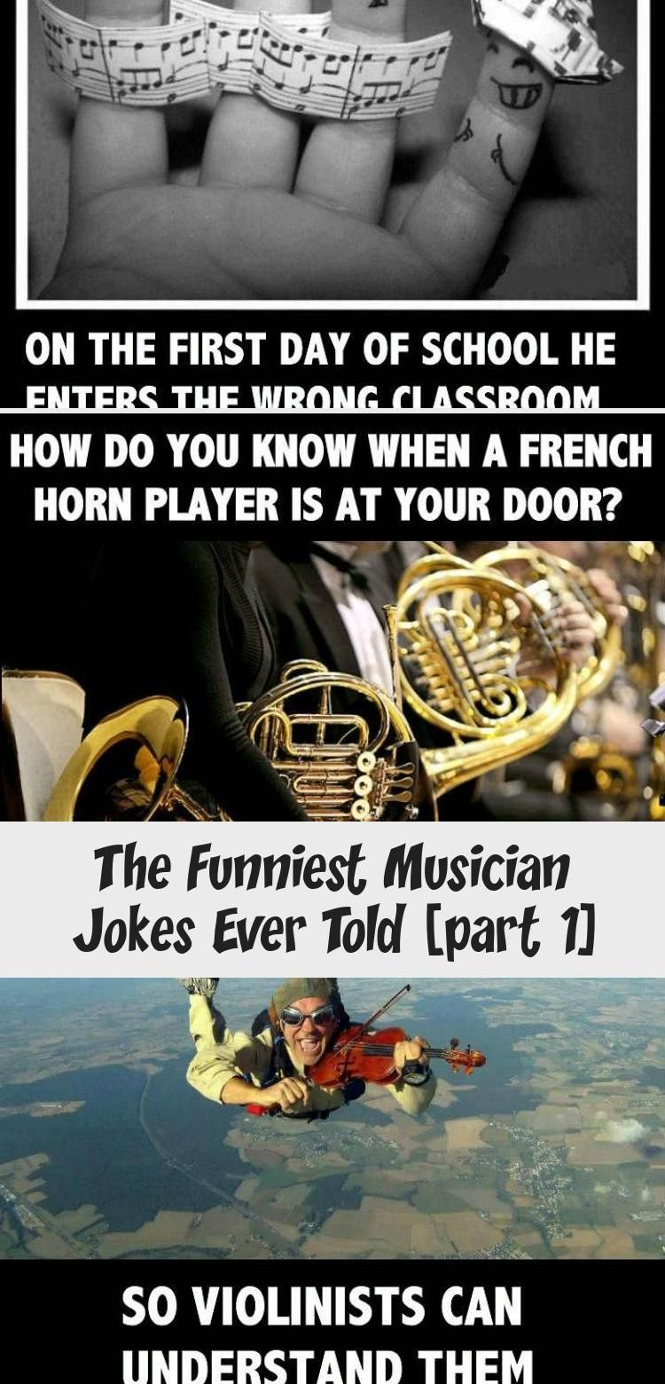 The Funniest Musician Jokes Ever Told Part 1 Musician Jokes Musician Humor Jokes
