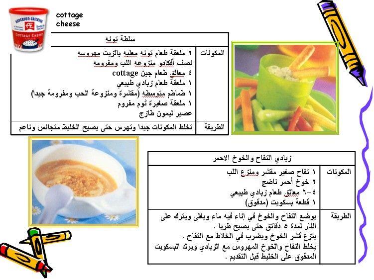 اكلات و وجبات شهية و لذيذة و سريعة للاطفال بالصور قسم الأسرة و تربية الاطفال صحة و غذاء الطفل Kids Recipes Kids Meals Cooking