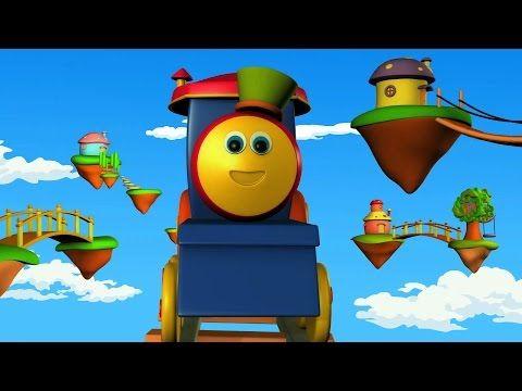 Bob il treno avventura con i numeri bob the train adventure
