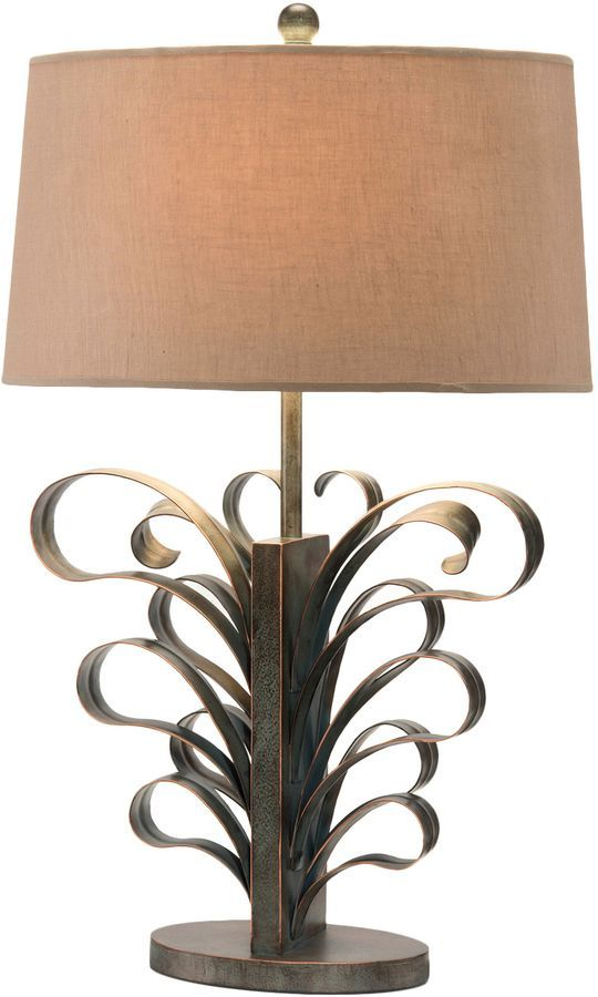 John-Richard Collection John Richard Curls Table Lamp
