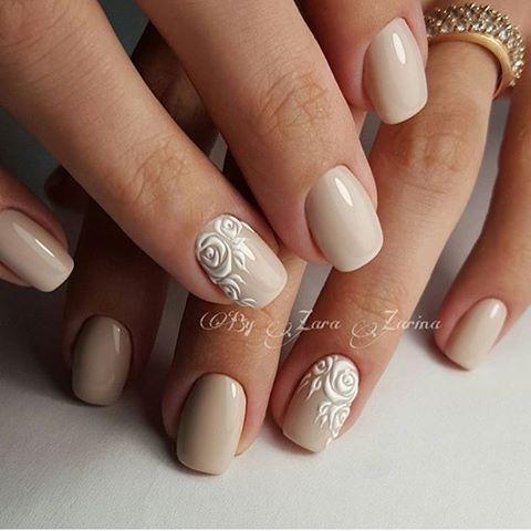 Manicure Nail Design Art Simple Nail Vk Nails Pinterest