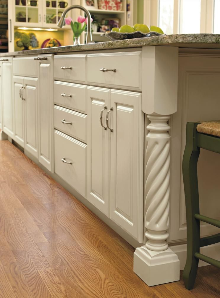 Take Your Kitchen To The Next Level With Fine Embellishments Like
