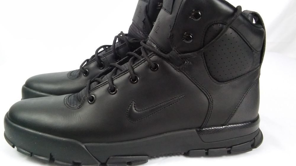 b0330f132533 Nike Air Nevist 6 ACG Size 11.5 Black Swat Tactical Boot New w o box  Nike   BOOTS