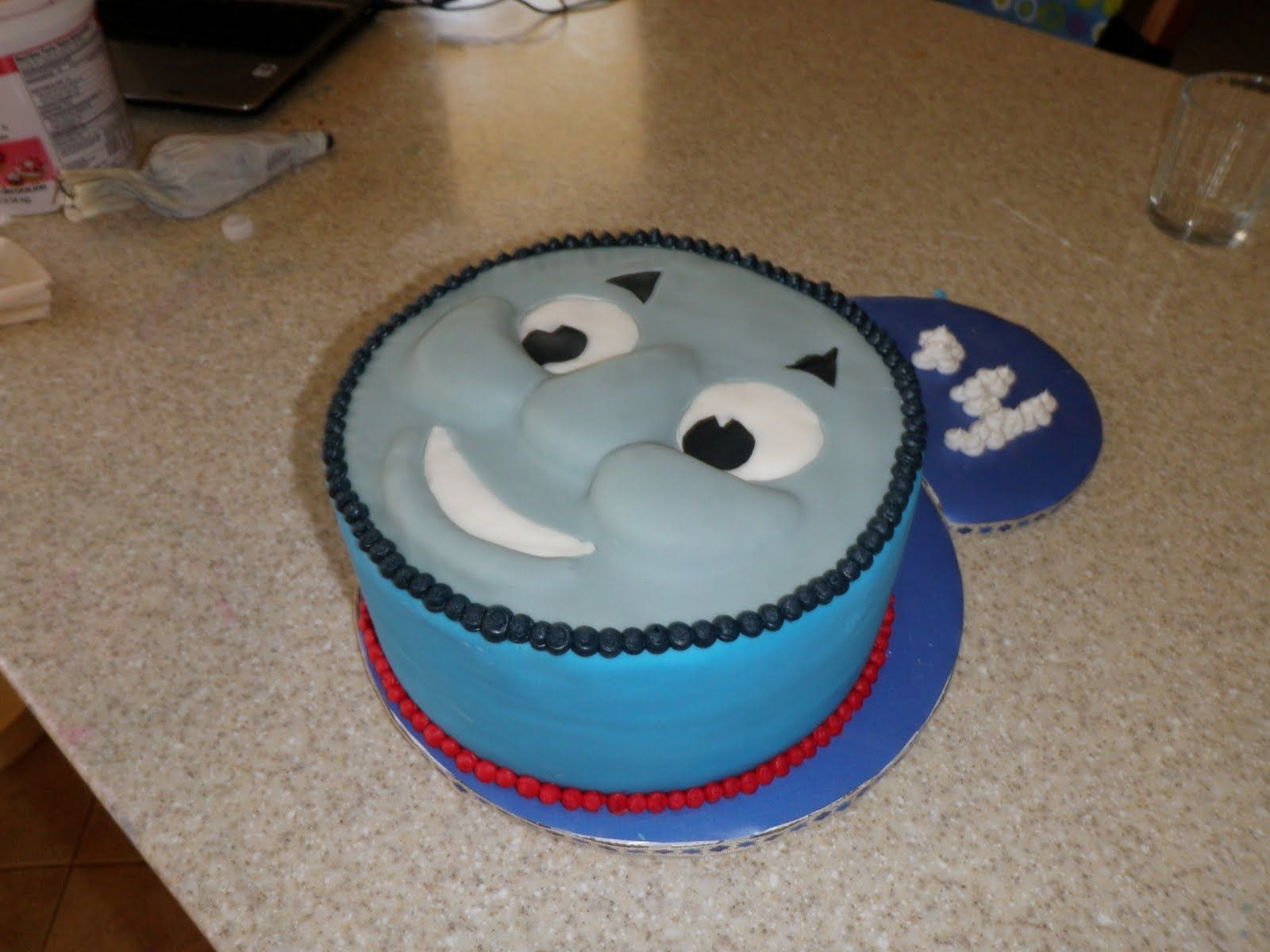 Thomas The Train Cake Ideas