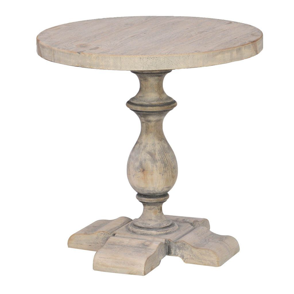 Wakefield Round End Table