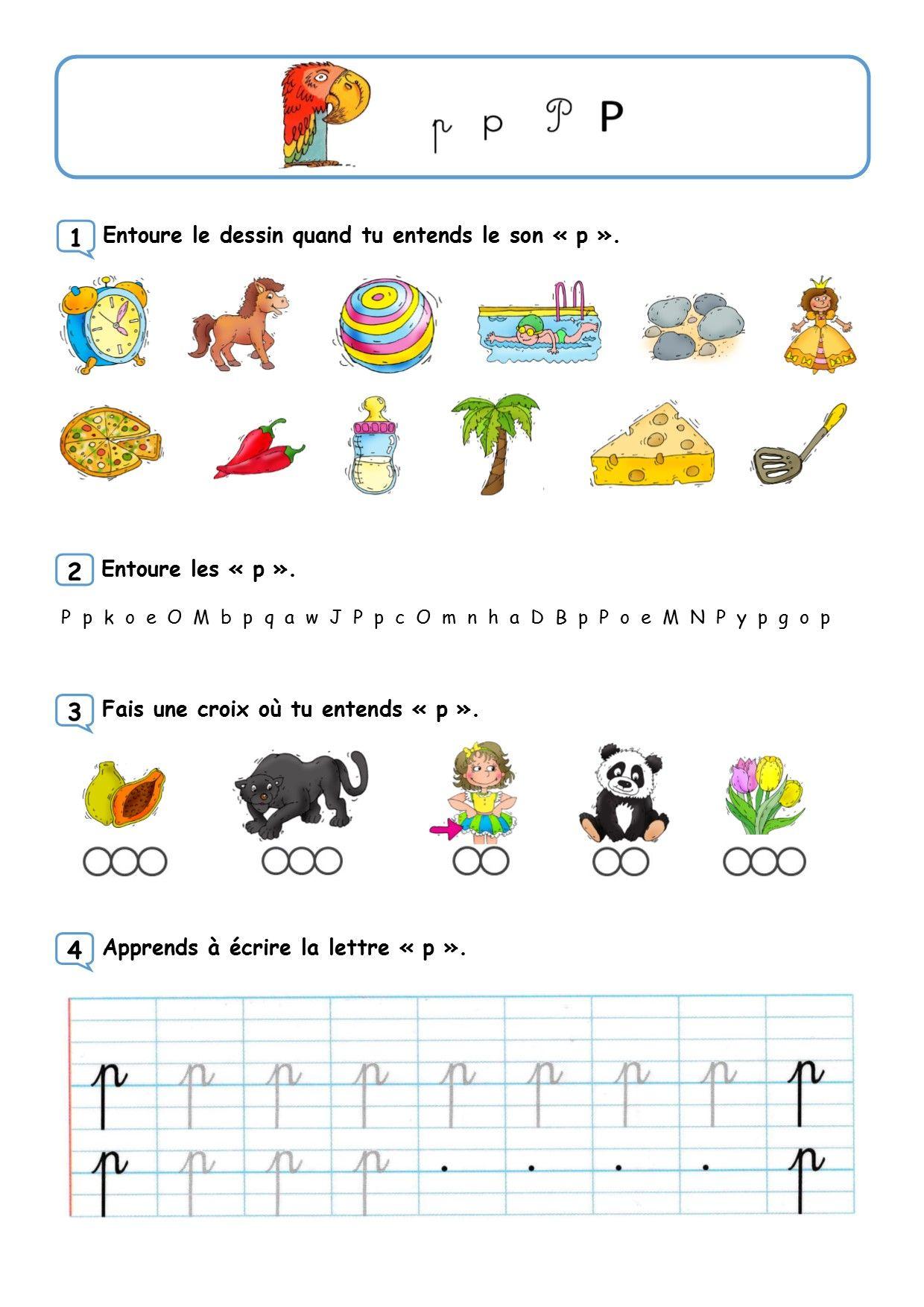Révision des consonnes courtes   Les alphas maternelle, La ...