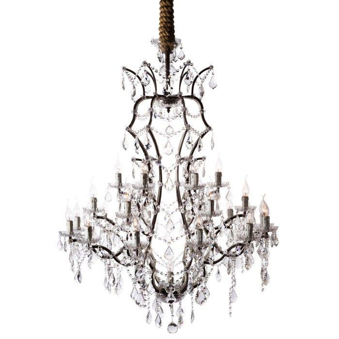 Crystal Chandelier - Lighting - Hallway - Shop By Room