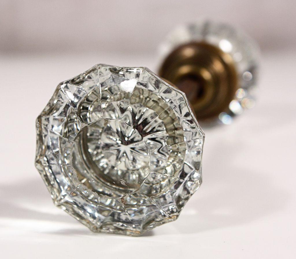 Crystal door knobs on french doors - Find This Pin And More On Doors Windows Antique Glass Door Knob