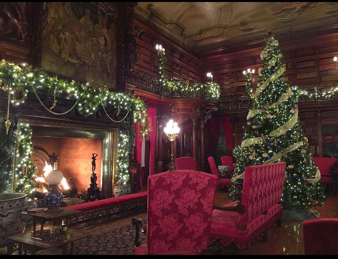 Christmas at the Biltmore Estate 2016