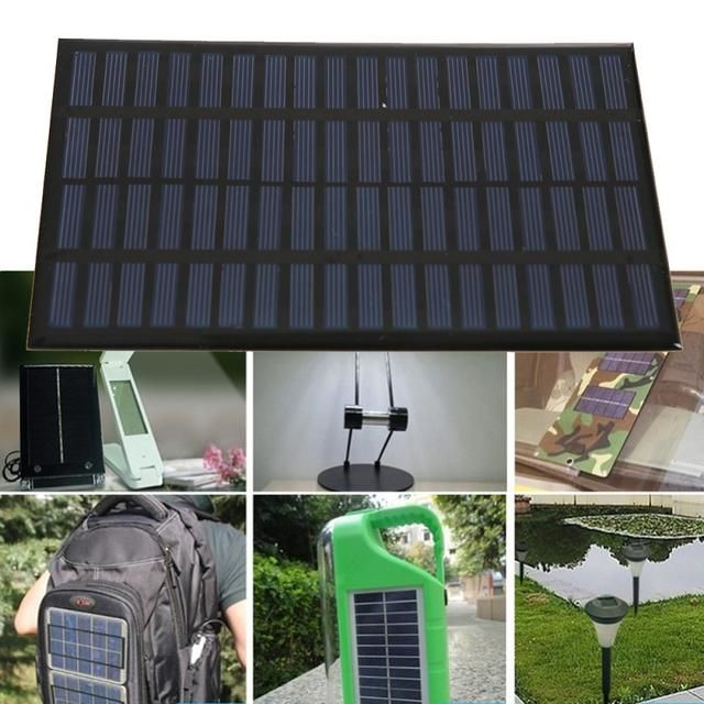 Check Out 18v 2 5w Solar Panel Module System Stored Energy Charger Made With Lots Of Love Http Stay Charged 24 7 Solar Panel Module Solar Panels Solar
