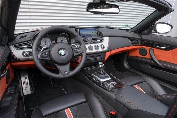 2015 Bmw Z4 Interior Bmw Z4 Bmw Z4 Roadster