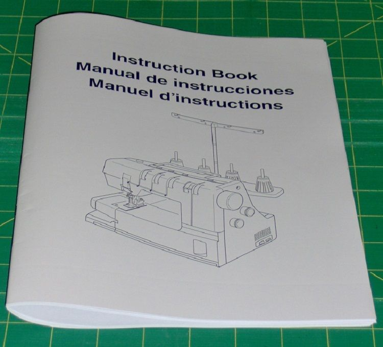 Manitou splice manual