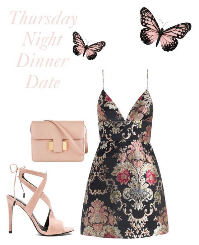 """""""Untitled #805"""" by kimberlydalessandro ❤ liked on Polyvore featuring Zimmermann, Kendall + Kylie and Tom Ford"""