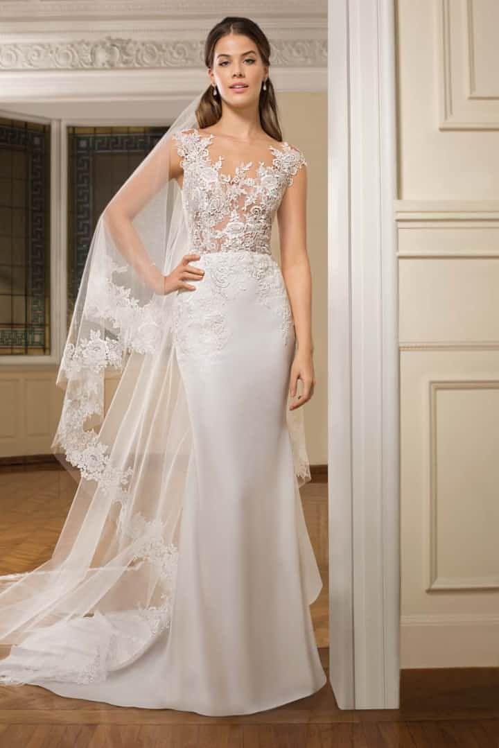 100 vestidos de novia corte sirena: verdades, mitos y tips para