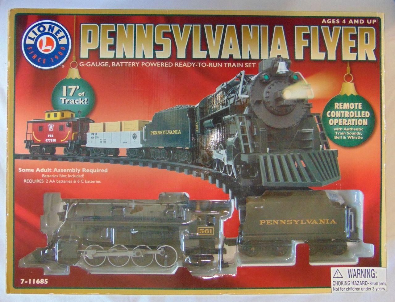 Greenlight M2 Machines Auto World Hot Wheels more Whats New In Diecast : Lionel Pennsylvania Flyer G Gauge Battery Powered ...